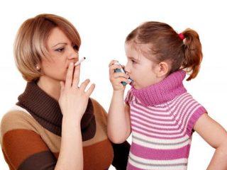 Tác hại của khói thuốc lá đối với trẻ em