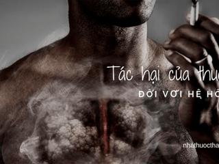 Hút thuố́c lá có hại như thế nào cho hệ hô hấp của bạn?