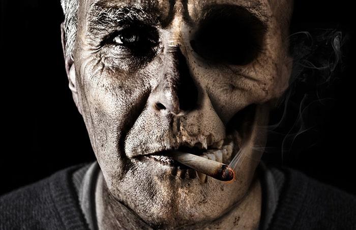 Thuốc lá gây ra những tác hại nghiêm trọng với sức khỏe con người