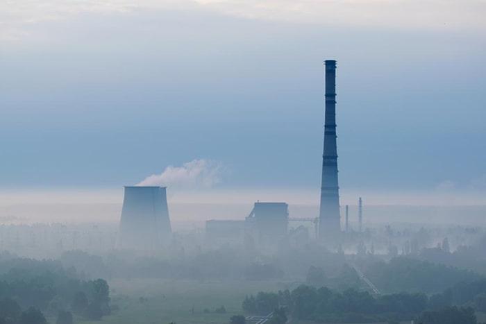 Ô nhiễm không khí cũng là yếu tố nguy cơ gây ra ung thư phổi